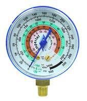Imperial 68mm Compound (Low Pressure) Gauge R22/R410A