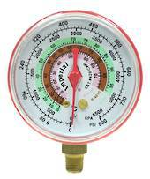 Imperial 68mm High Pressure Gauge R22 and R410A