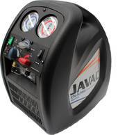 JAVAC Altima oil free A2L Spark Proof  Refrigerant Reclaim Unit