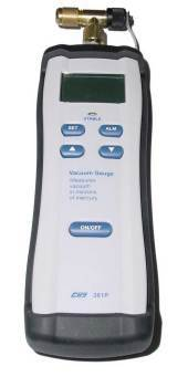 CC- Digital Vacuum Gauge 2000 - 1 Micron